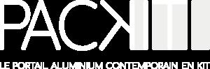 Logo PACKIT blanc