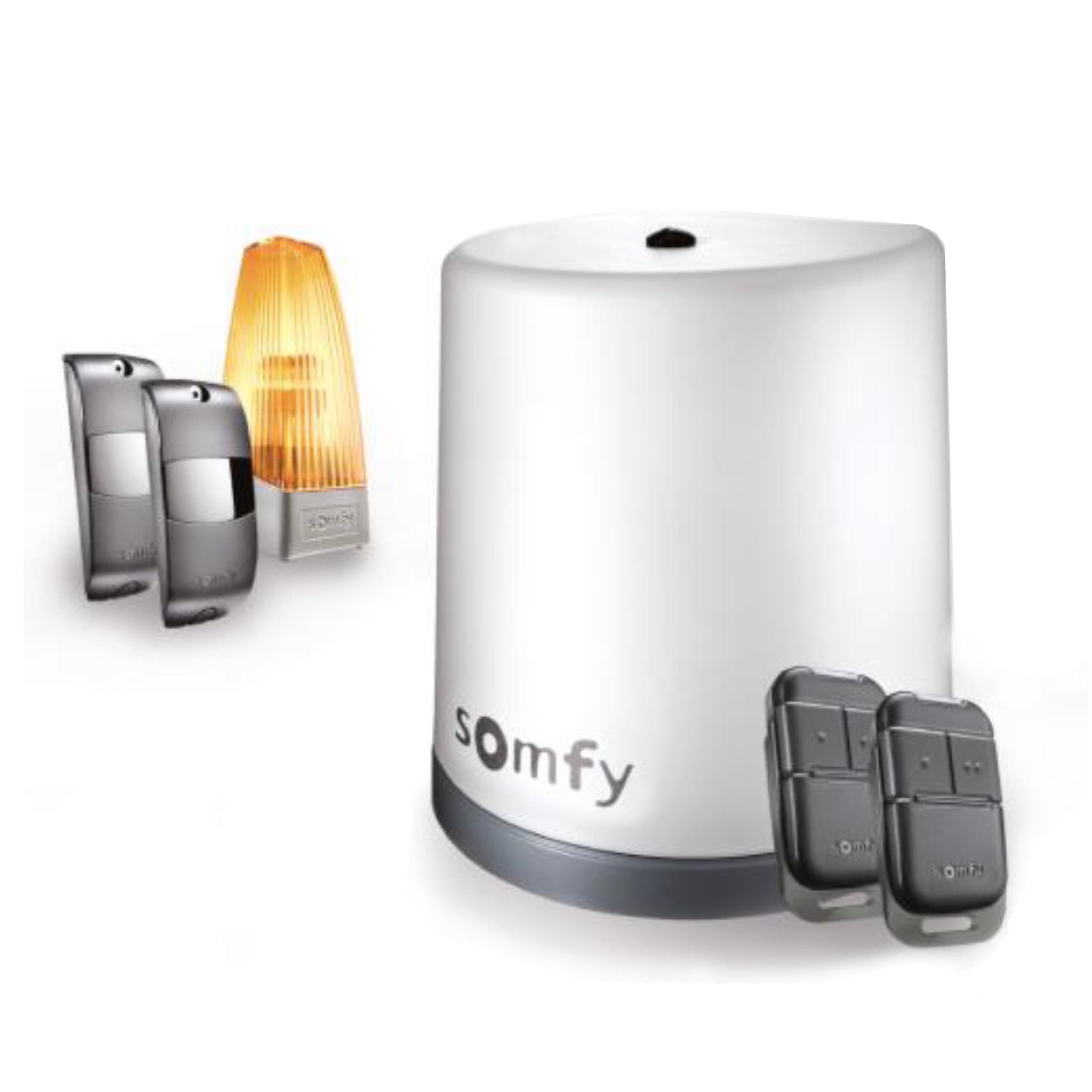 kit motorisation pour coulissant freevia 390 by somfy. Black Bedroom Furniture Sets. Home Design Ideas